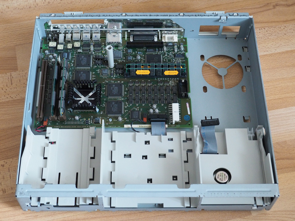 Power Macintosh 6100/60av